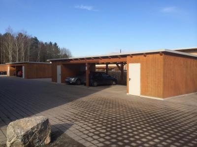 Carport Raum Gleisdorf